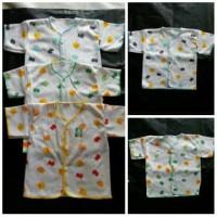 baju bayi atasan lengan pendek/kasur bayi/bedong/popok/selimut