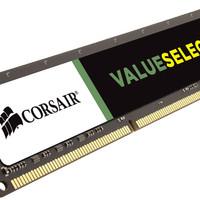 MEMORY RAM CORSAIR Value Select DDR3 4GB