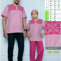 Baju Koko Anak Koko Ayah Anak Koko Couple Gk-5093
