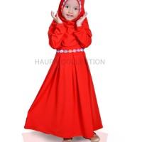 JUAL baju muslim/gamis anak perempuan CANTIK LUCU PROMO