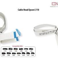 Kabel Head / Kabel Fleksibel Printer Epson L110, L210, L220 LIMITED