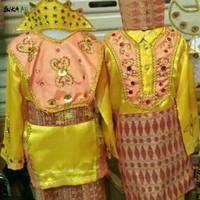 Jual Pakaian adat anak baju bangka belitung Lk - Pr Murah