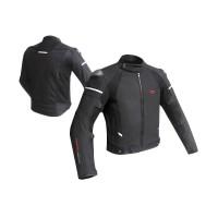 Jaket Motor Zirkon Facelift Black