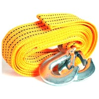 Tali Derek Mobil Emergency Tow Rope - 3M - Yellow