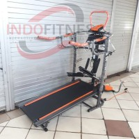 TREADMIL MANUAL 6 FUNGSI ANTI GORES TL-004AG - TREADMILL MULTIFUNGSI