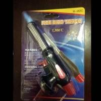 Alat Las Portable M-582c, Kepala Gas, Blow Lamp, Korek Touch