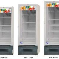 KULKAS JUALAN MINUMAN BEKASI RSA AGATE-300 Showcase Cooler 282 LITER