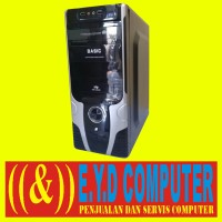 CASING PC STANDAR DAN POWER SUPLLY KESING CPU STD SUPLAY KOMPUTER