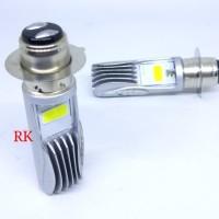 Jual PENGGANTI LAMPU BOHLAM HALOGEN VARIO 125 | LAMPU LED MOTOR VARIO 125 Murah