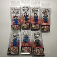 LEGO MINI FIGURE SUPERMAN KEYCHANGE/GANTUNGAN KUNCI
