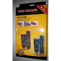 NF-801 WIRE TRACKER AND CABLE TESTER UTP STP RJ45 RJ11
