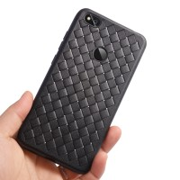 WOVEN case Xiaomi Redmi Note 5A Pro Prime soft casing hp cover leather