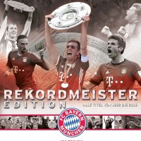 DVD Original - Bayern Rekordmeister Edition 2 Disc