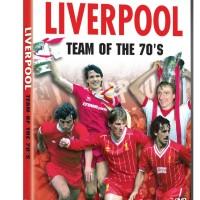 DVD Original Liverpool Team of 70's