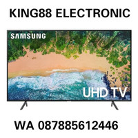 SAMSUNG 55NU7100 LED TV 55 INCH SMART UHD 4K NEW