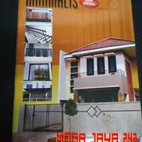 buku katalog album desain tralis canopy pagar besi minimalis