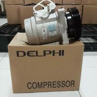New Compressor Kompresor AC Chevrolet Captiva Diesel Ori GM