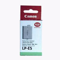 Baterai kamera Canon LP-E5 EOS-500D KUALITAS BAGUS
