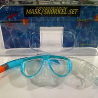 Alat selam / Alat Snorkling Masker dan snorkle Seal Original 7092