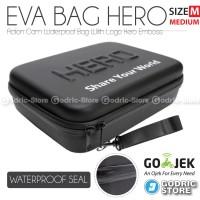 Hero EVA Tas Waterproof Case Medium Size Bag Xiaomi Yi , GoPro & BRICA