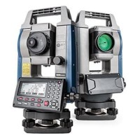 "SOKKIA IM-52 Akurasi 2"" Dual Display Reflectorless Total Station"