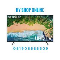 TV SAMSUNG 55NU7100 SMART TV UHD 4K FLAT / TV 55 INCH /TV SAMSUNG 2018