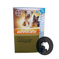 advocate for medium dogs weighing between 4 kg and 10 kg