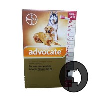 advocate for large dogs weighing between 10 kg and 25 kg