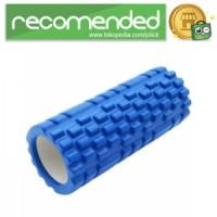 Rumble Roller Foam Yoga - Biru