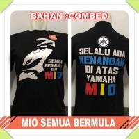 Harga kaos shirt distro otomotif motogp mio semua | WIKIPRICE INDONESIA