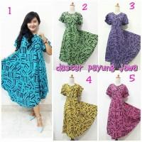 Dress Murah Grosir daster payung batik pekalongan/daster hamil/baju