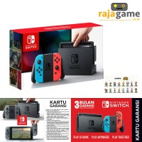 Jual Nintendo Switch Console Red Blue Neon Murah