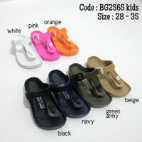 Sandal Karet Jelly Anak - BG2565 kids
