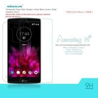 Nillkin Tempered Glass (Amazing H+) - LG G Flex 2 / LG G Flex2