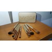 Naked 3 Brush Make Up isi 12 pcs