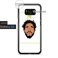 Casing Samsung S8 Plus J Cole Album Cover Hard Case Custom