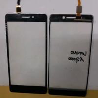 Touchscreen lenovo a7000 putih hitam