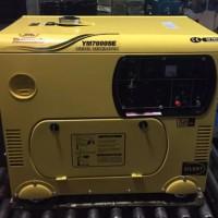 Genset 5000 Watt Diesel Silent - YM7000 - Yamamoto oke Murah