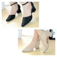 Jual Sepatu Wanita High Heels Wedges Casual Murah KR08 Murah