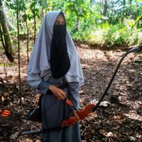 Busur Panah Natural Spesial Terjangkau High Quality Original Archery