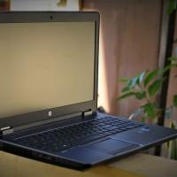 HP Zbook Workstation Laptop Gaming Kerja Nvidia Kuadro K2100M Core i7