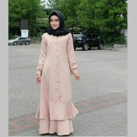 PROMO Ff syaluna dress TERMURAH