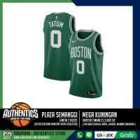 5327fa0e8 Jayson Tatum Boston Celtics Nike Swingman Jersey - Icon Edition