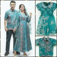 Info Daftar Harga Jual Gamis Batik Kombinasi Brokat Termurah Dan
