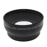 Ekstensi Lensa untuk Makro/Wide Lens untuk Nikon