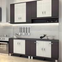 Lemari Dapur / Kitchen Set Atas dan Bawah 2 Pintu