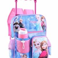 jual tas trolley anak perempuan tas roda anak cewek tas roda tk wenfa