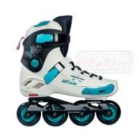 Sepatu Roda FREESTYLE FRSE TLD Slalom Inline Skate - White Tosca