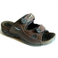 Sendal TERBARU HOMYPED MA 2031 COFFEE (sandal kulit)
