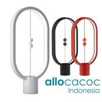 HengLamp Lampu LED WHITE Original Allocacoc Product